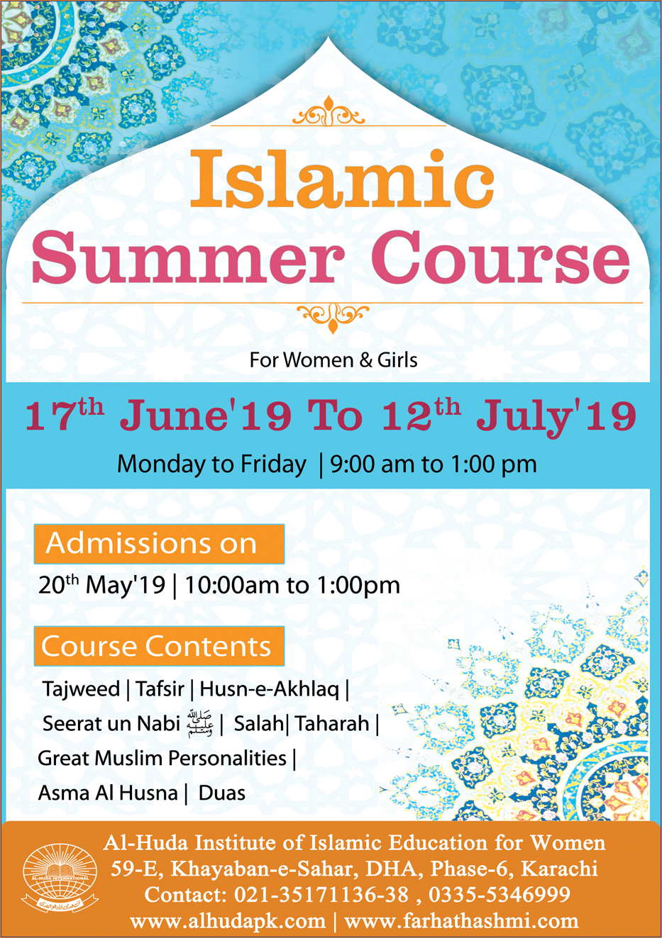 summer courses2019 copy