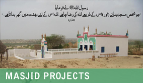 Masjid Projects
